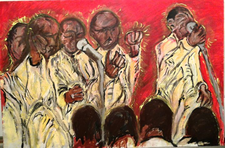 The Temptations - Reeds gallery