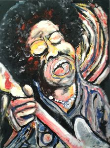 Jimi Hendrix - Reeds gallery