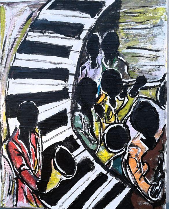 jazz step - Reeds gallery