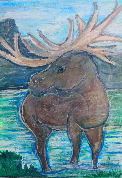 Big Moose - Reeds gallery