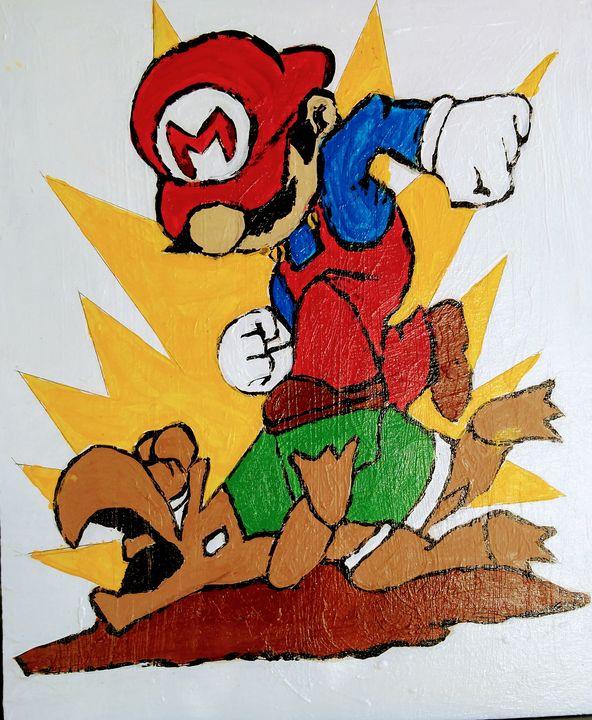 Super Mario - Reeds gallery