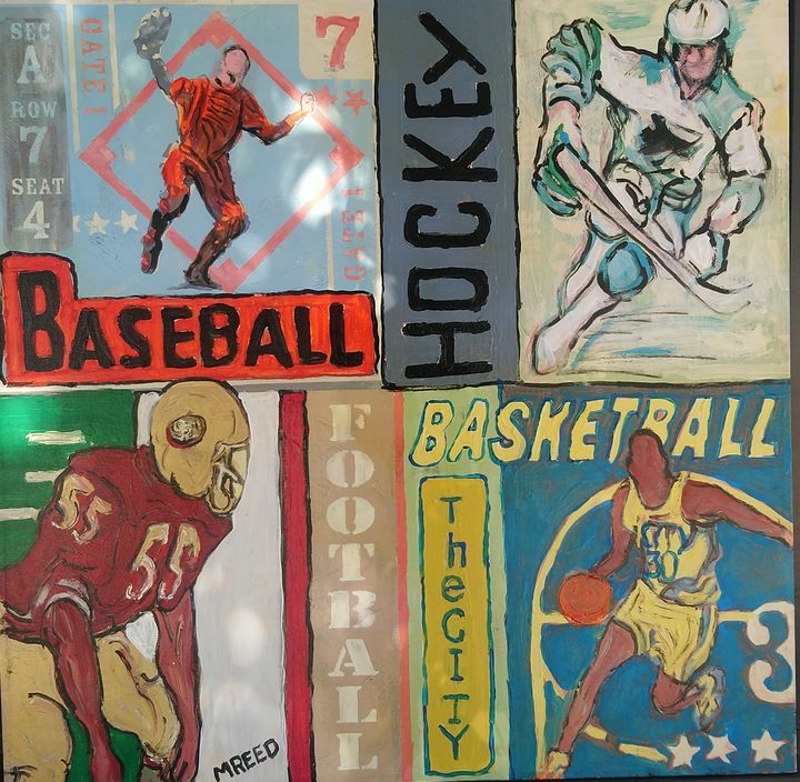 Bay Area sport teams - Reeds gallery