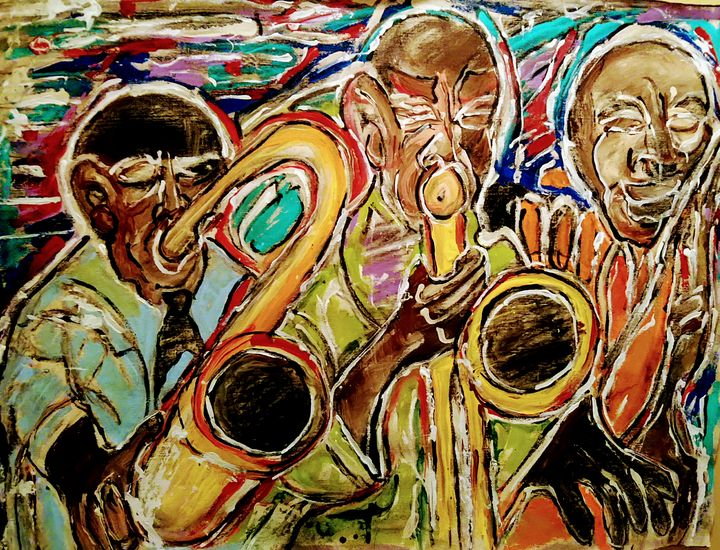 Colorful jazz - Reeds gallery
