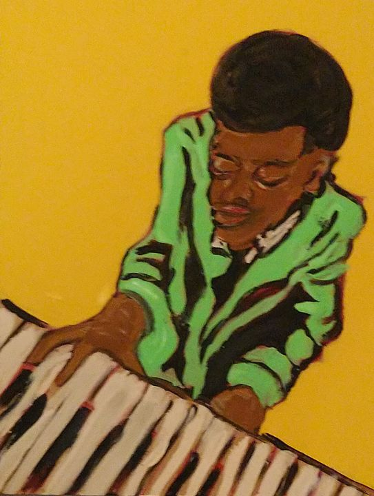 Piano player - Reeds gallery