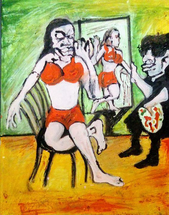 Paintings - Reeds gallery