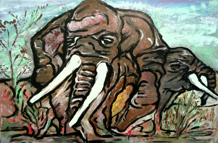 Elephant luck - Reeds gallery