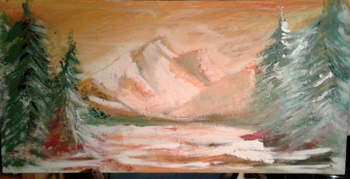 Snow Mountain - Reeds gallery