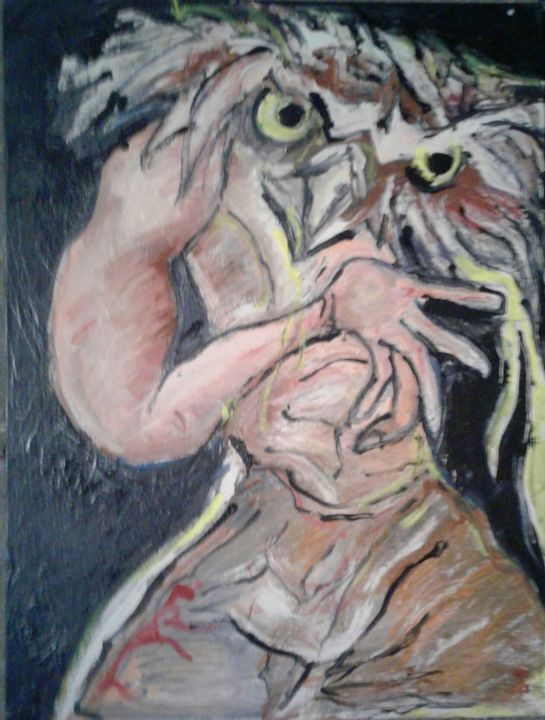 Owl creature - Reeds gallery
