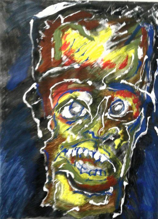 abstract Frankenstein - Reeds gallery