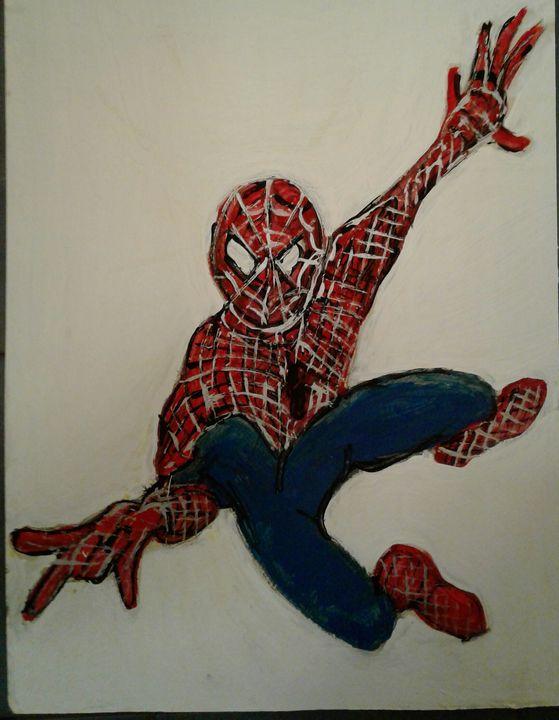 Spider-Man - Reeds gallery