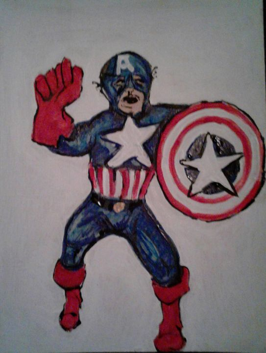 Captain America - Reeds gallery