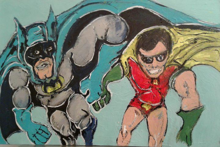 Justice League Heroes - Reeds gallery