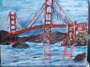 a little Golden Gate