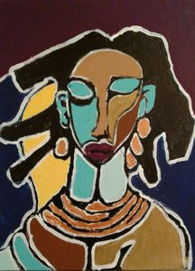 African abstract