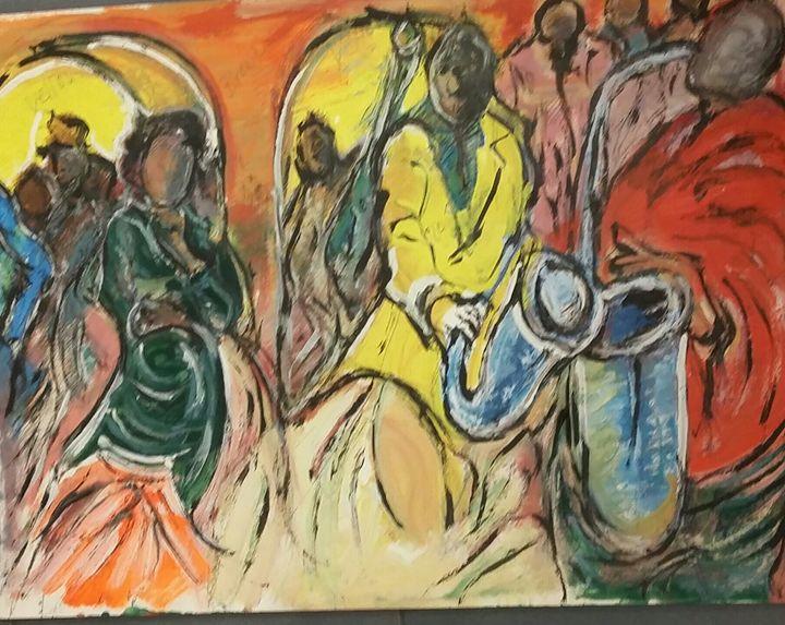 Jazz Club - Reeds gallery