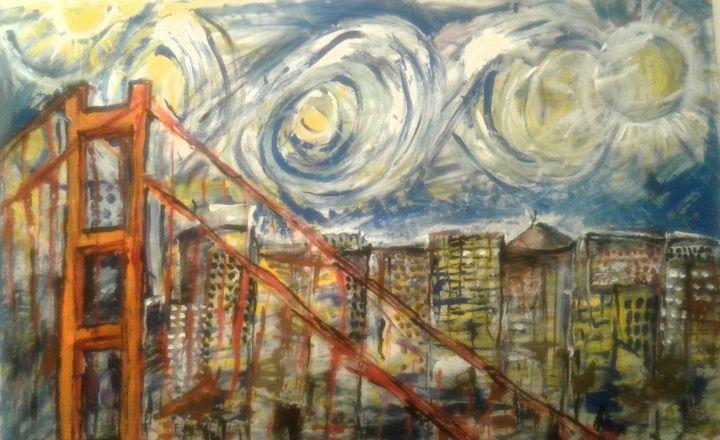Golden Gate Bridge - Reeds gallery
