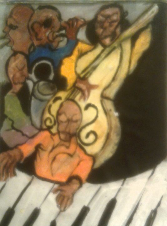 , Jazz sessions - Reeds gallery