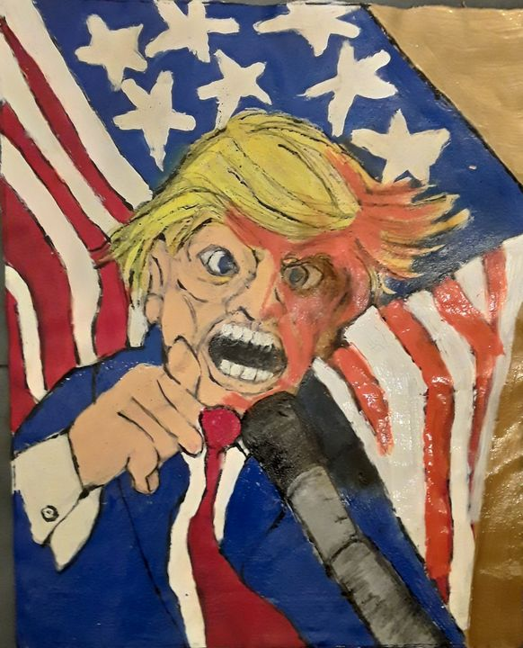Devil in the White House - Reeds gallery