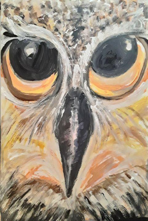 Owl - Reeds gallery