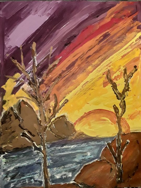 Landscape - Reeds gallery