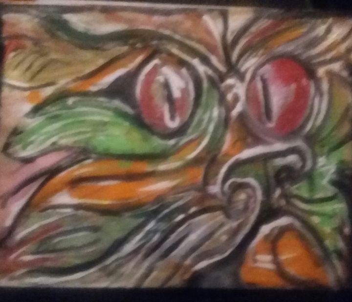 cat eyes - Reeds gallery