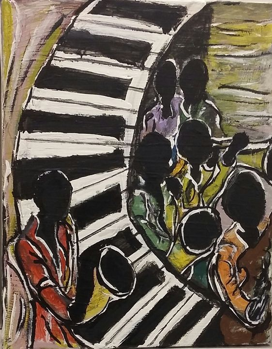 black jazz - Reeds gallery