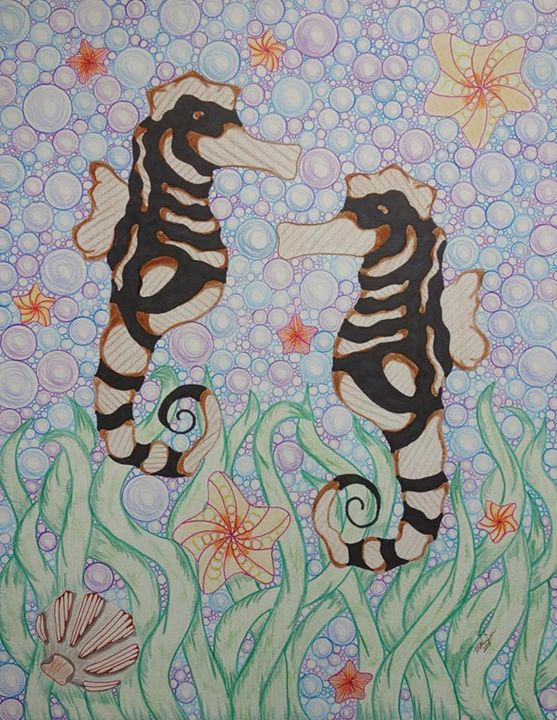 Sea of Life - Marla