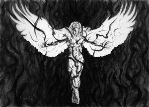 Lucifer - Richard Claraval Art