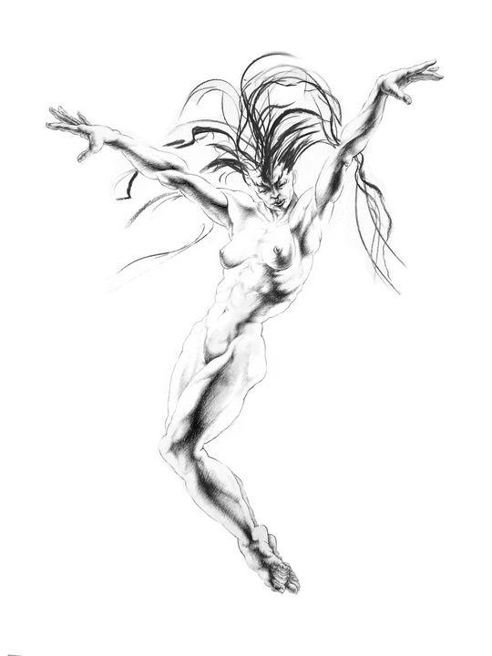 The Firebird - Richard Claraval Art