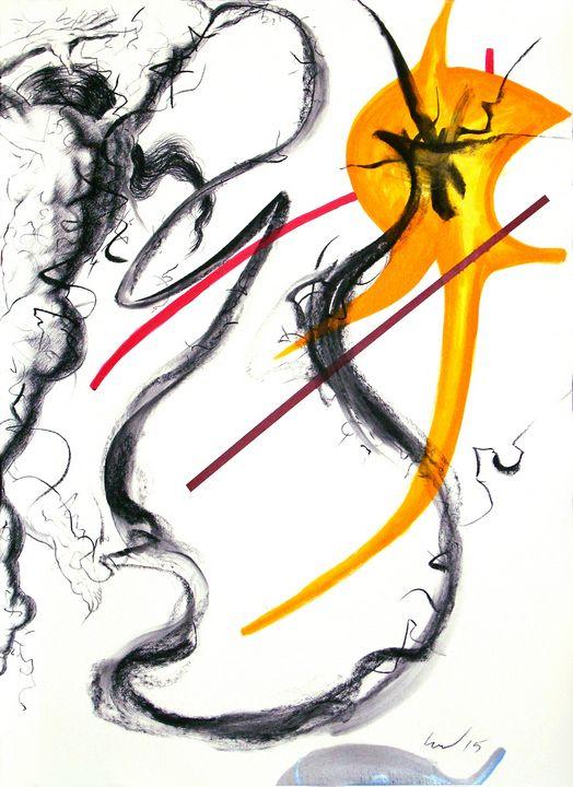 Number 24 - Richard Claraval Art