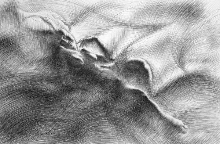 Aurora - Richard Claraval Art