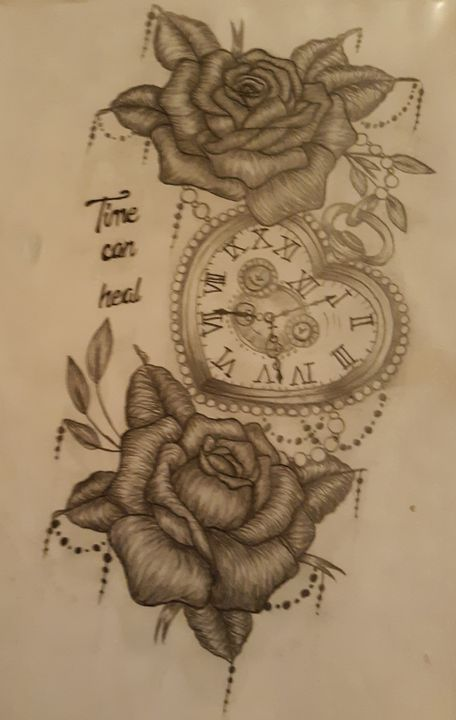 Rose of time - D.'s art