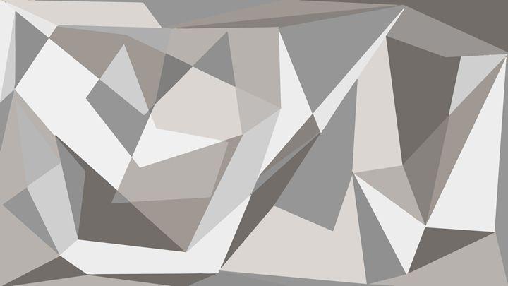 Grey Background - My Digital World