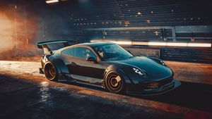 THE LAST RWB ft. Porsche 911