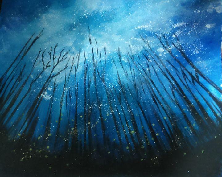Mystical Skies -  Rhutaamarathe