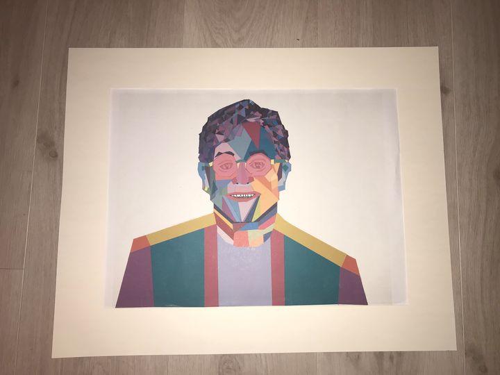Digital Elton John - SkyPrints
