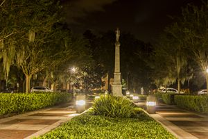 A night at lake Eola
