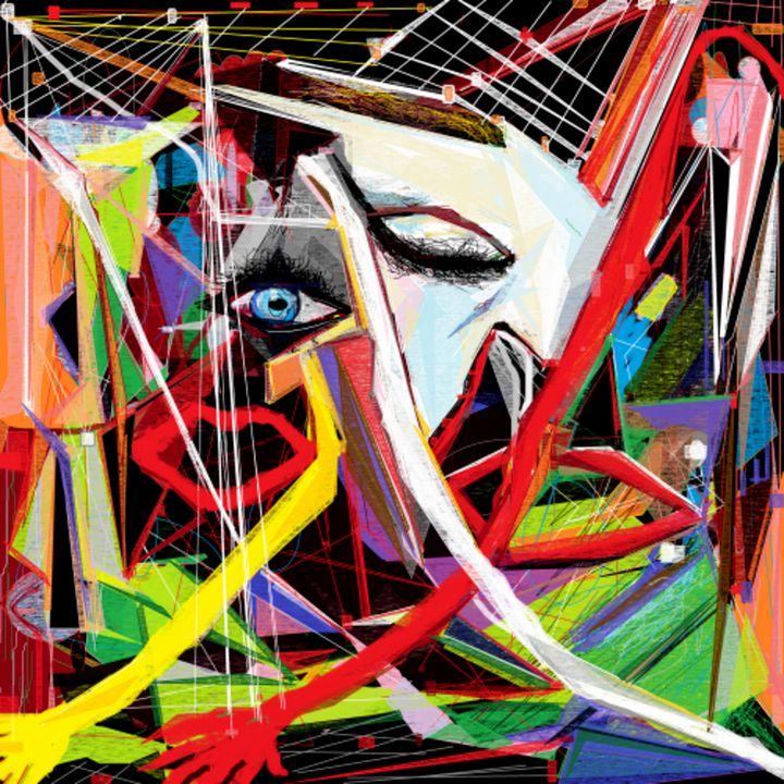 Probes - DEMArtwork (Denise Elaine Morgan)