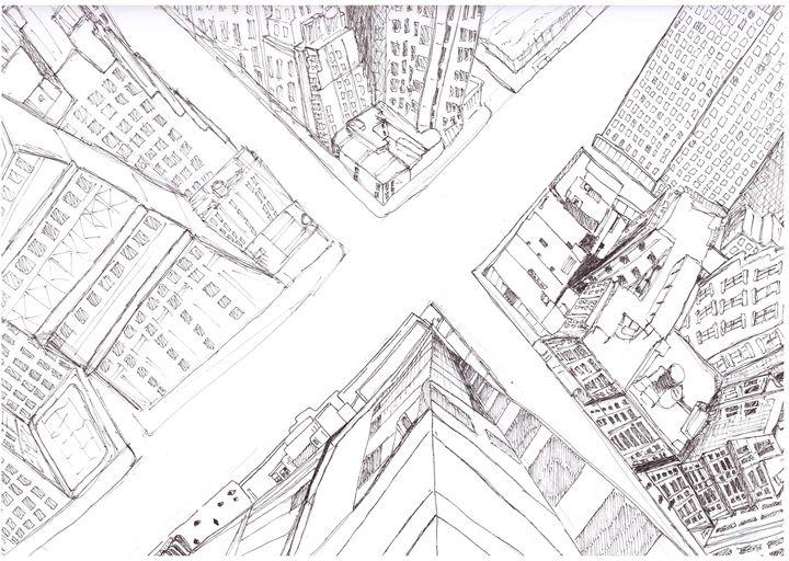 The City Of No Cars - ZeMonkey