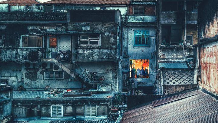 Street life - DEKA NGUYEN
