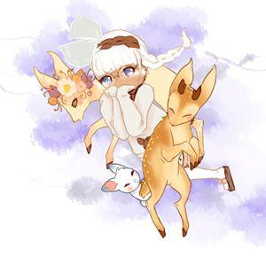 Among Deer