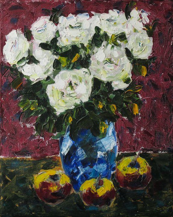 White Roses - Liudvikas Daugirdas