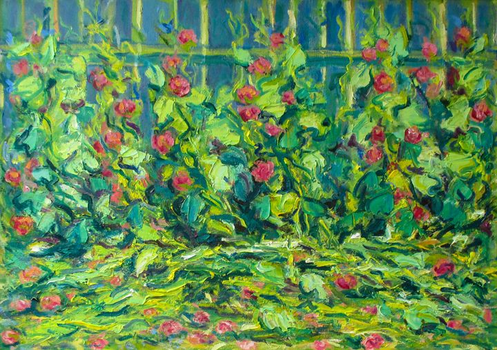 Roses - Liudvikas Daugirdas