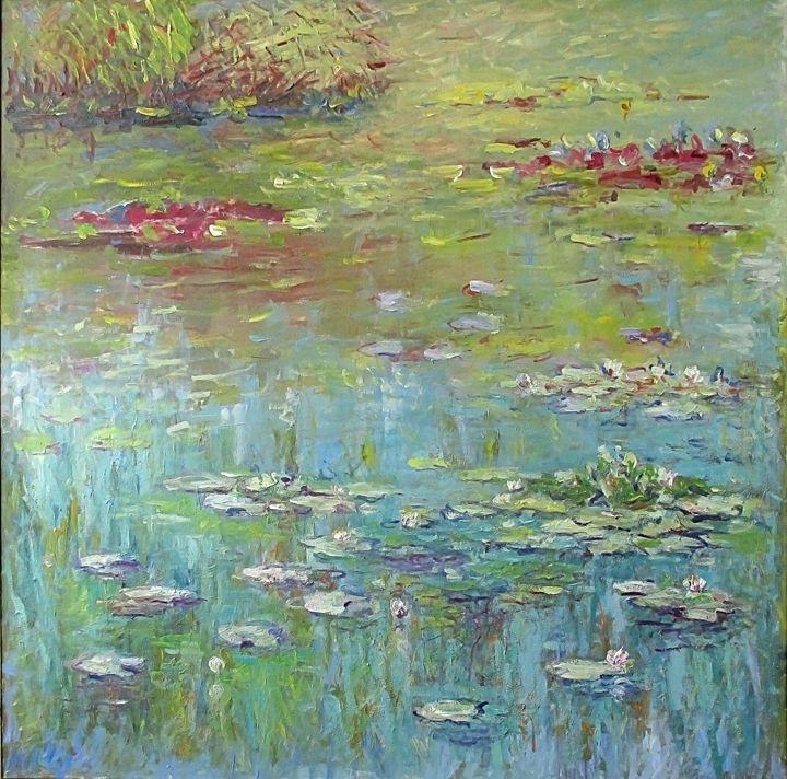 Lilly Pond - Liudvikas Daugirdas