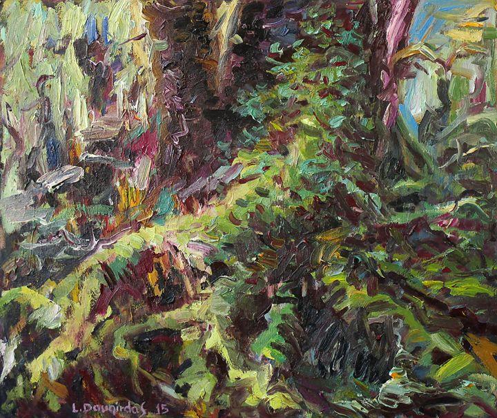 Old Growth - Liudvikas Daugirdas