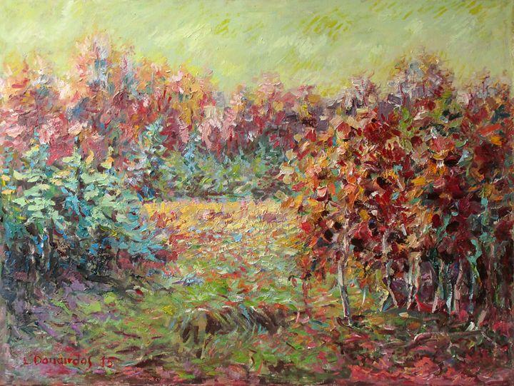 Young Forest - Liudvikas Daugirdas