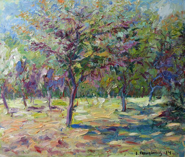 Apple Trees - Liudvikas Daugirdas