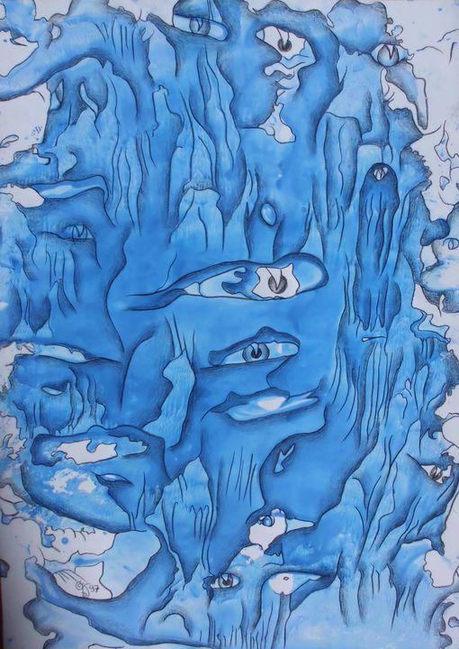Perfect Blue 4 - Gabriele C. Kunz