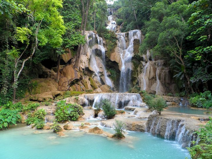 Stunning waterfall - Kerry Chapman