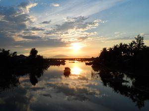 Vietnamese sunset - Kerry Chapman